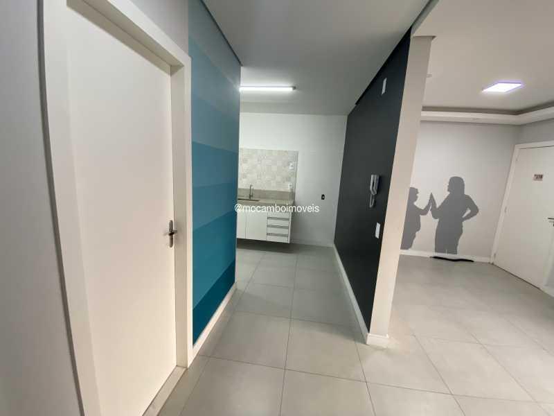 Corredor - Casa em Condomínio 2 quartos à venda Itatiba,SP - R$ 280.000 - FCCN20046 - 6