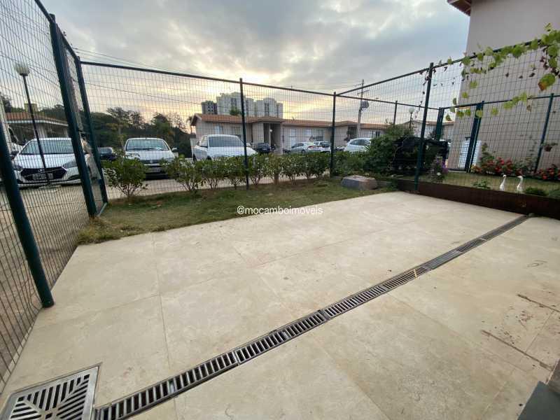 Quintal - Casa em Condomínio 2 quartos à venda Itatiba,SP - R$ 280.000 - FCCN20046 - 11