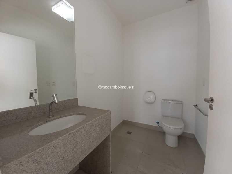 W.C  da Recepção - Prédio 346m² para alugar Itatiba,SP Centro - R$ 12.000 - FCPR00022 - 4