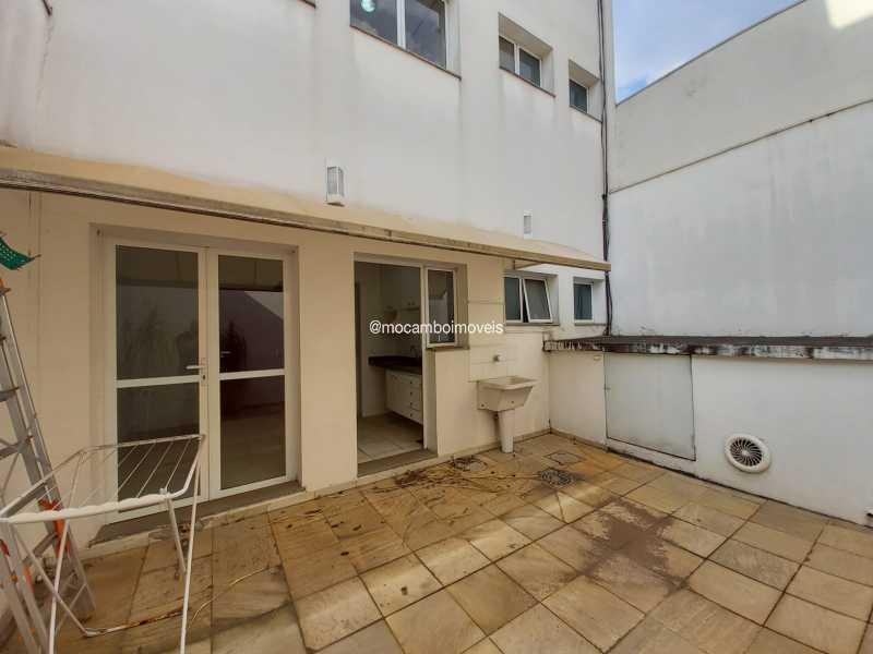 Área Externa (Térreo) - Prédio 346m² para alugar Itatiba,SP Centro - R$ 12.000 - FCPR00022 - 12