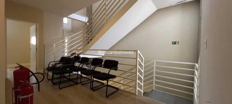 Hall da salas (1º Andar) - Prédio 346m² para alugar Itatiba,SP Centro - R$ 12.000 - FCPR00022 - 14