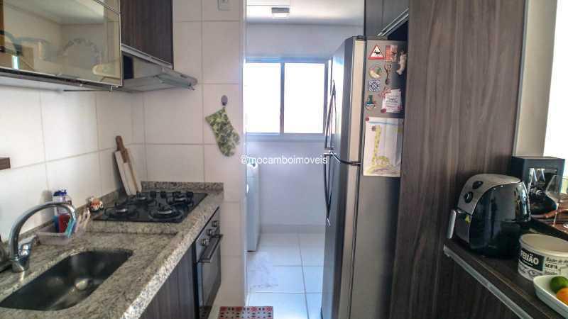 Vila Venetto - Edifício Carlo - Apartamento 3 quartos à venda Itatiba,SP - R$ 460.000 - FCAP30623 - 8