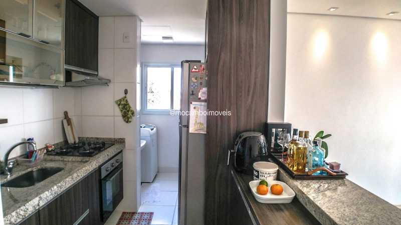 Vila Venetto - Edifício Carlo - Apartamento 3 quartos à venda Itatiba,SP - R$ 460.000 - FCAP30623 - 9