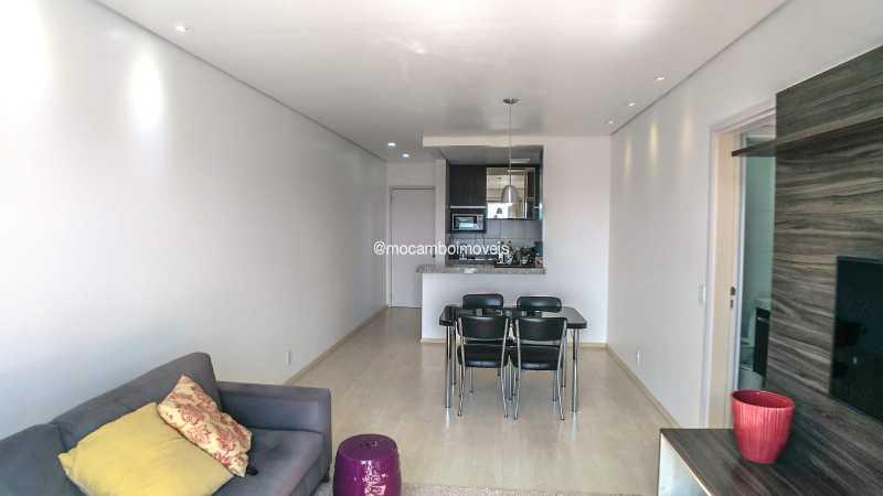 Vila Venetto - Edifício Carlo - Apartamento 3 quartos à venda Itatiba,SP - R$ 460.000 - FCAP30623 - 4