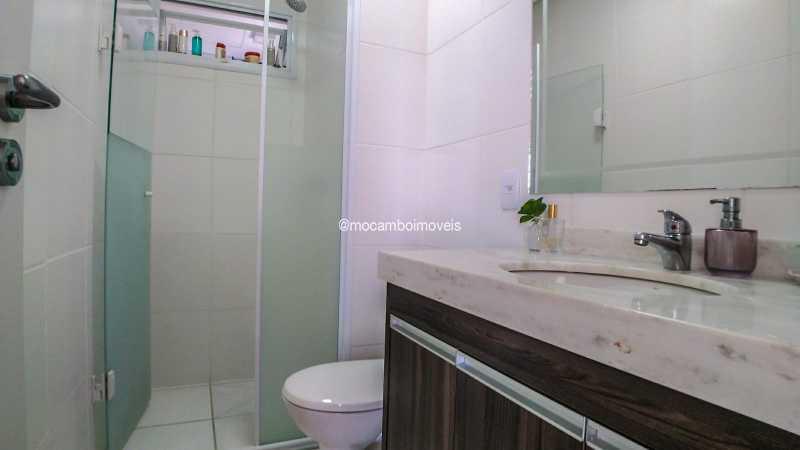 Vila Venetto - Edifício Carlo - Apartamento 3 quartos à venda Itatiba,SP - R$ 460.000 - FCAP30623 - 10