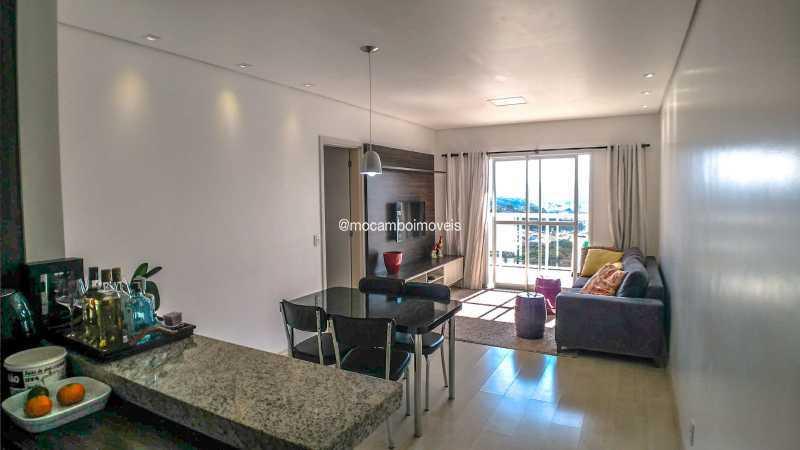 Vila Venetto - Edifício Carlo - Apartamento 3 quartos à venda Itatiba,SP - R$ 460.000 - FCAP30623 - 3