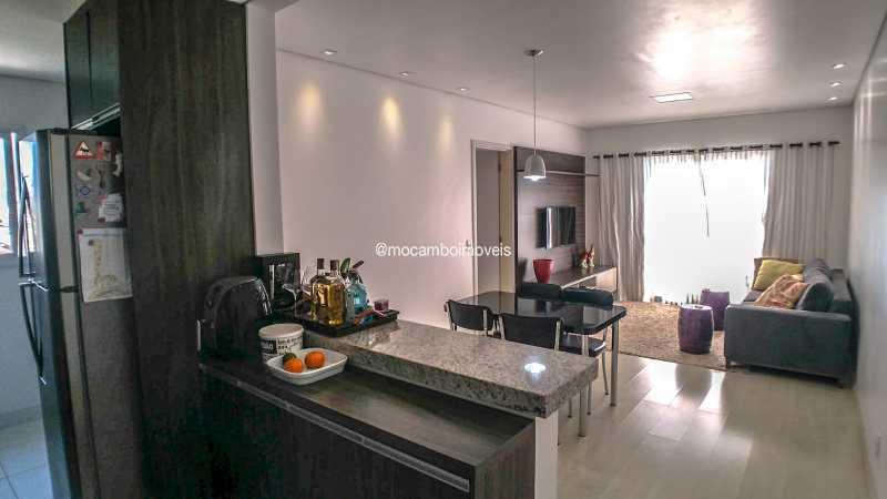 Vila Venetto - Edifício Carlo - Apartamento 3 quartos à venda Itatiba,SP - R$ 460.000 - FCAP30623 - 1