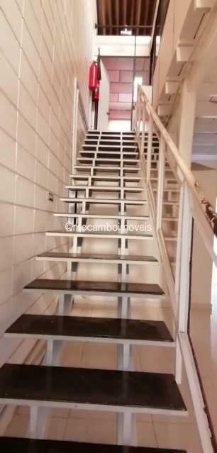 Acesso piso superior - Ponto comercial 284m² para alugar Itatiba,SP - R$ 4.000 - FCPC00086 - 6