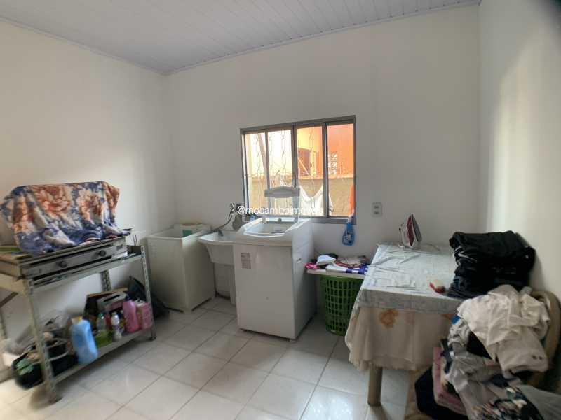 Área de serviço - Casa 3 quartos à venda Itatiba,SP - R$ 300.000 - FCCA31495 - 16