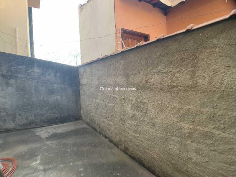 Quintal - Casa 3 quartos à venda Itatiba,SP - R$ 300.000 - FCCA31495 - 13