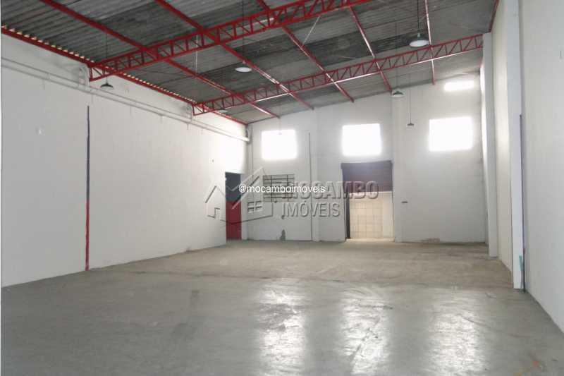 Salão Principal - Galpão 540m² para alugar Itatiba,SP - R$ 3.000 - FCGA00195 - 1