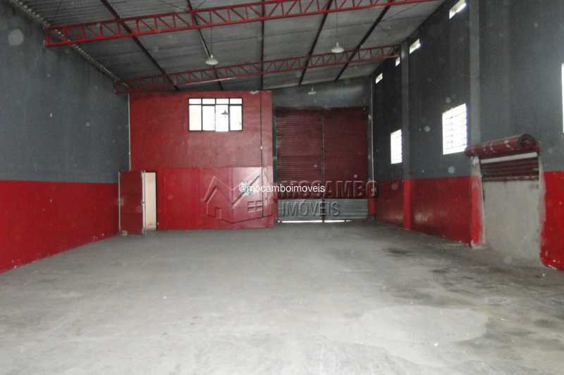 Salão Principal - Galpão 540m² para alugar Itatiba,SP - R$ 3.000 - FCGA00195 - 3
