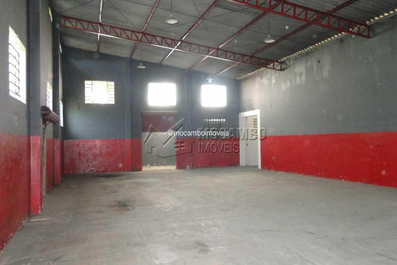 Salão Principal - Galpão 540m² para alugar Itatiba,SP - R$ 3.000 - FCGA00195 - 5