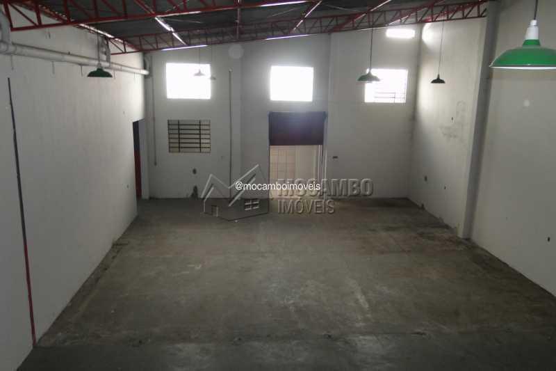 Salão Principal - Galpão 540m² para alugar Itatiba,SP - R$ 3.000 - FCGA00195 - 6