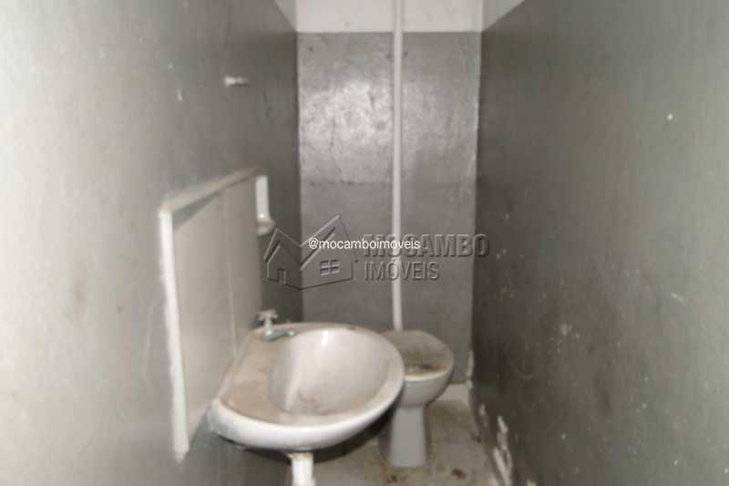 Banheiro Salão - Galpão 540m² para alugar Itatiba,SP - R$ 3.000 - FCGA00195 - 15