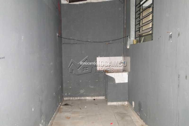 Área Externa - Galpão 540m² para alugar Itatiba,SP - R$ 3.000 - FCGA00195 - 16