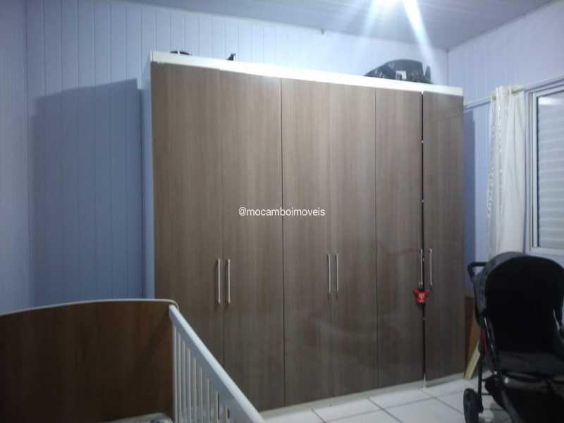 Edícula - Casa 2 quartos à venda Itatiba,SP - R$ 350.000 - FCCA21514 - 14