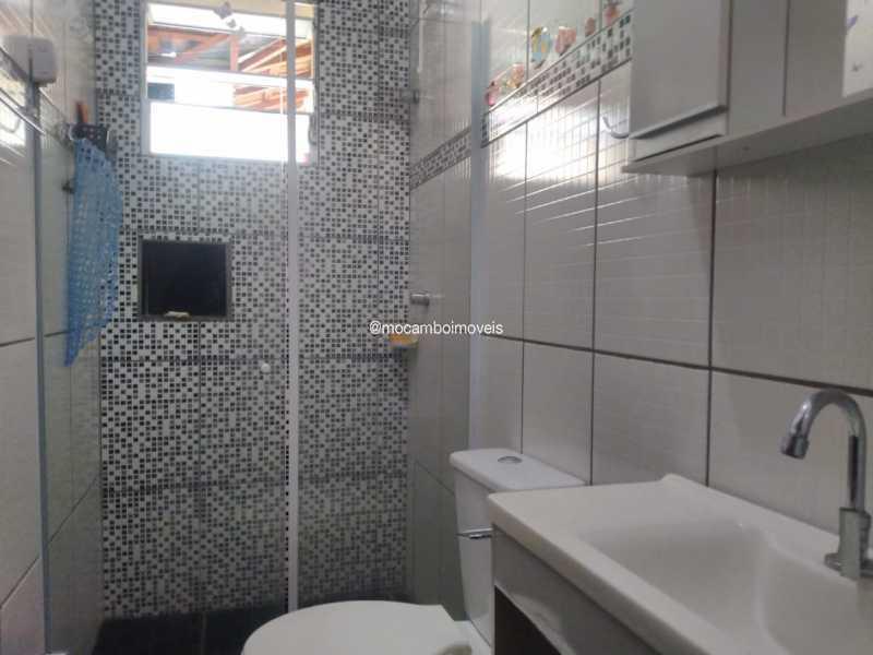 Banheiro Edícula - Casa 2 quartos à venda Itatiba,SP - R$ 350.000 - FCCA21514 - 16
