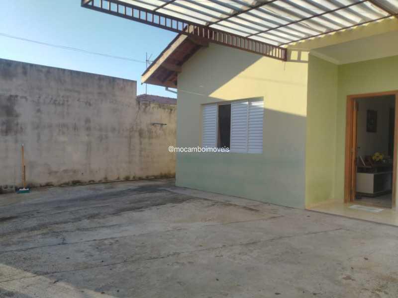 Fachada - Casa 2 quartos à venda Itatiba,SP - R$ 350.000 - FCCA21514 - 4