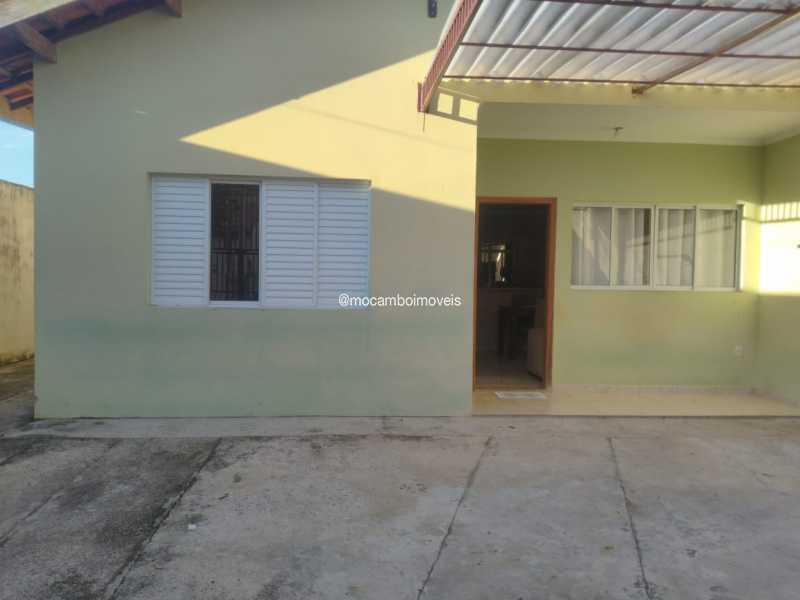 Fachada - Casa 2 quartos à venda Itatiba,SP - R$ 350.000 - FCCA21514 - 3