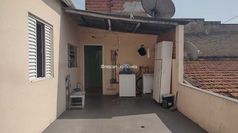 Lavanderia Casa 1 - Casa 2 quartos à venda Itatiba,SP - R$ 750.000 - FCCA21515 - 6