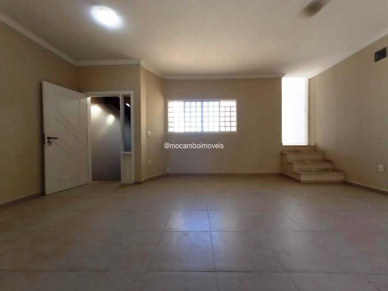 Sala Principal - Casa 3 quartos para alugar Itatiba,SP - R$ 3.000 - FCCA31496 - 1