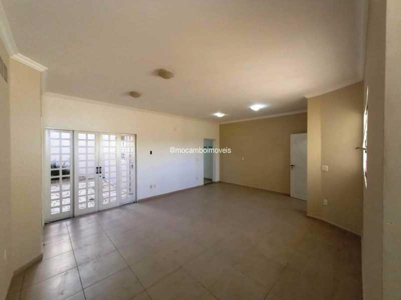 Sala Principal - Casa 3 quartos para alugar Itatiba,SP - R$ 3.000 - FCCA31496 - 4