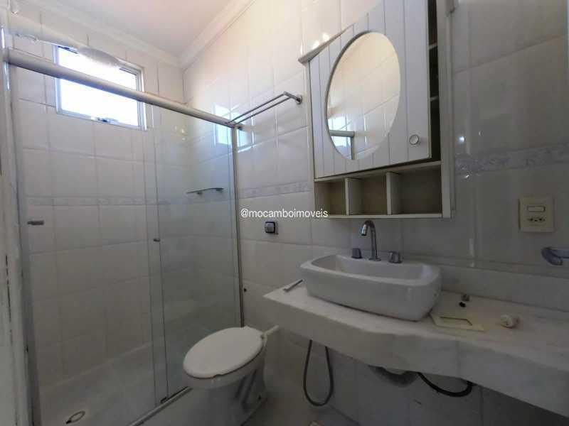 Banheiro Social - Casa 3 quartos para alugar Itatiba,SP - R$ 3.000 - FCCA31496 - 16
