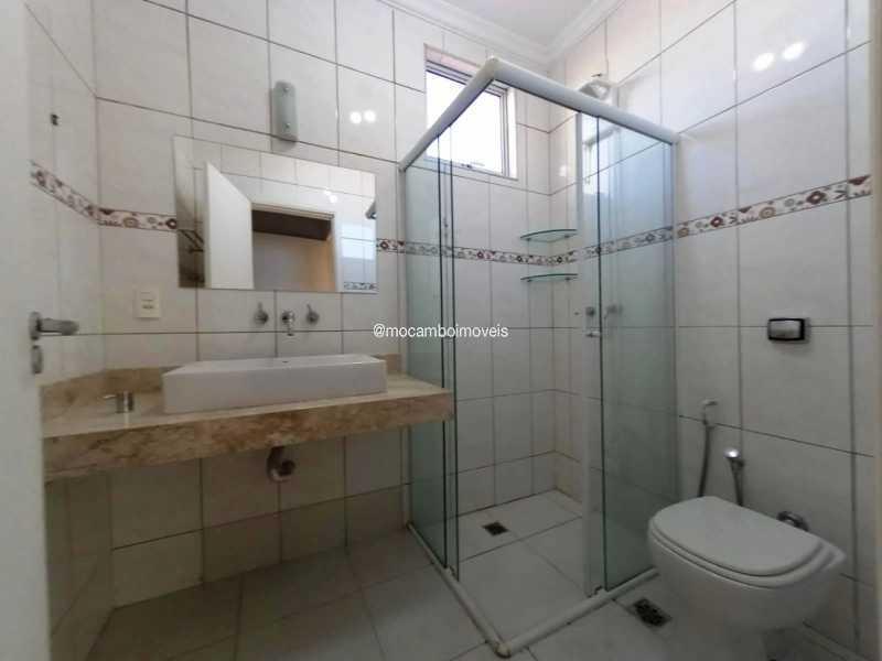 Banheiro da Suíte - Casa 3 quartos para alugar Itatiba,SP - R$ 3.000 - FCCA31496 - 18
