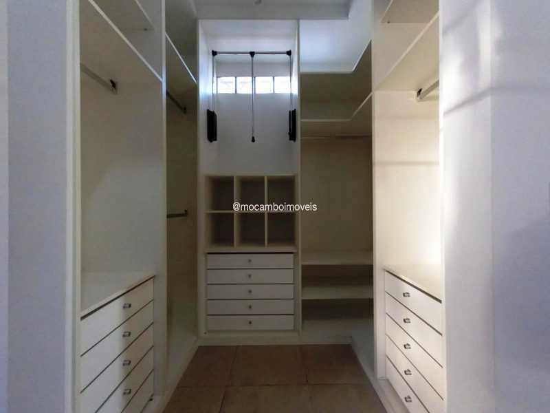 Closet da Suíte - Casa 3 quartos para alugar Itatiba,SP - R$ 3.000 - FCCA31496 - 19