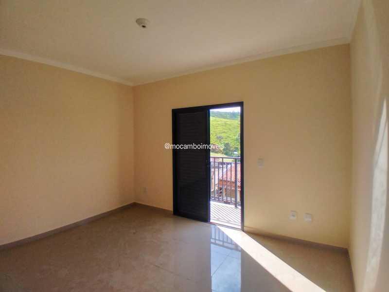 Quarto - Apartamento 2 quartos para alugar Itatiba,SP - R$ 1.000 - FCAP21305 - 4