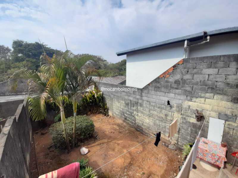 Quintal - Casa 2 quartos à venda Itatiba,SP - R$ 260.000 - FCCA21517 - 8