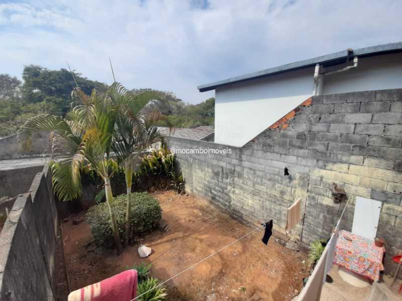 Quintal - Casa 2 quartos à venda Itatiba,SP - R$ 260.000 - FCCA21517 - 9