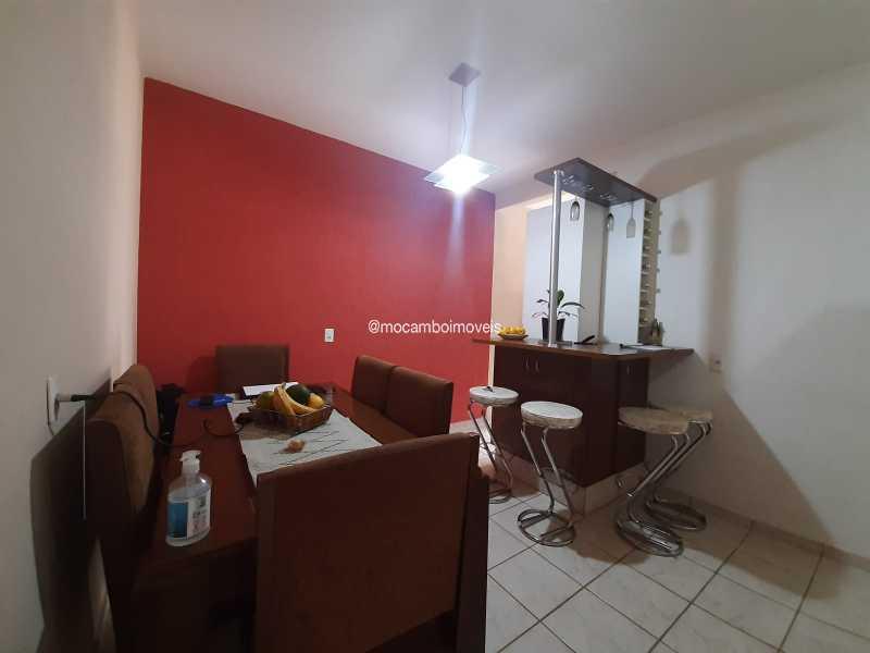 Sala - Casa 2 quartos à venda Itatiba,SP - R$ 260.000 - FCCA21517 - 3