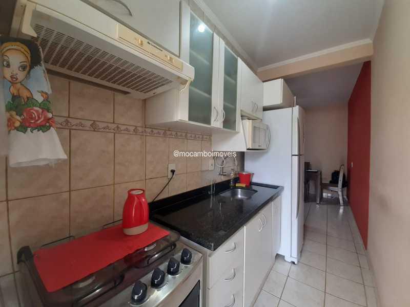 Cozinha - Casa 2 quartos à venda Itatiba,SP - R$ 260.000 - FCCA21517 - 6