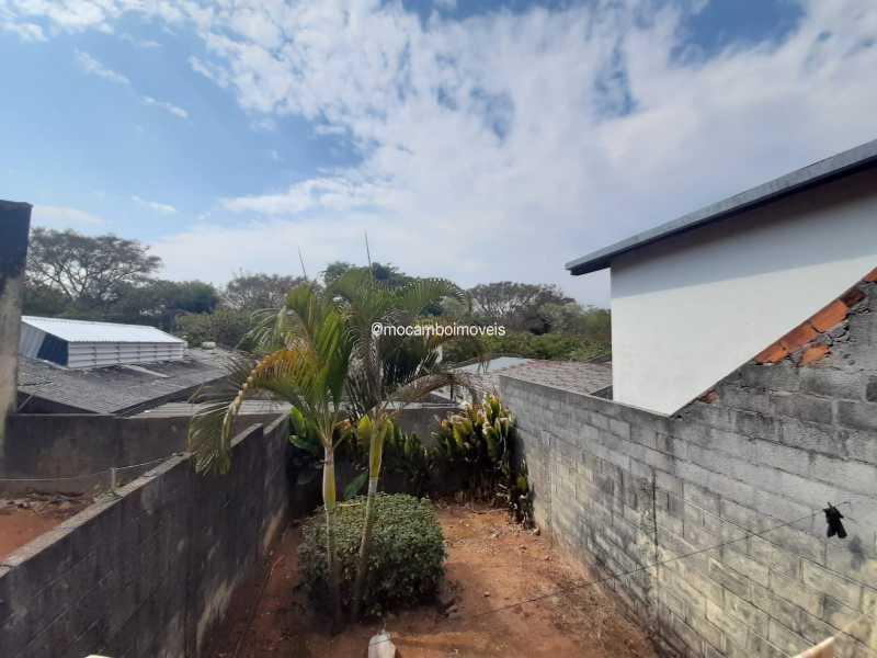 Quintal - Casa 2 quartos à venda Itatiba,SP - R$ 260.000 - FCCA21517 - 10