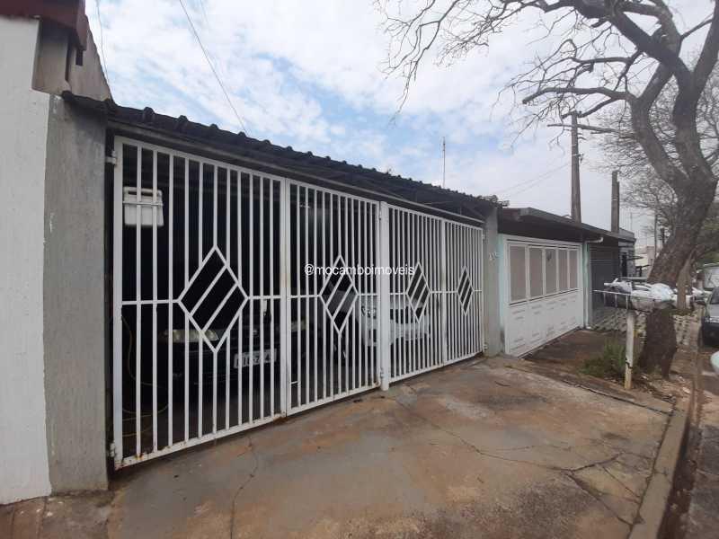 Fachada - Casa 2 quartos à venda Itatiba,SP - R$ 260.000 - FCCA21517 - 1