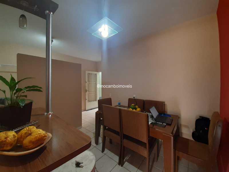 Sala - Casa 2 quartos à venda Itatiba,SP - R$ 260.000 - FCCA21517 - 4