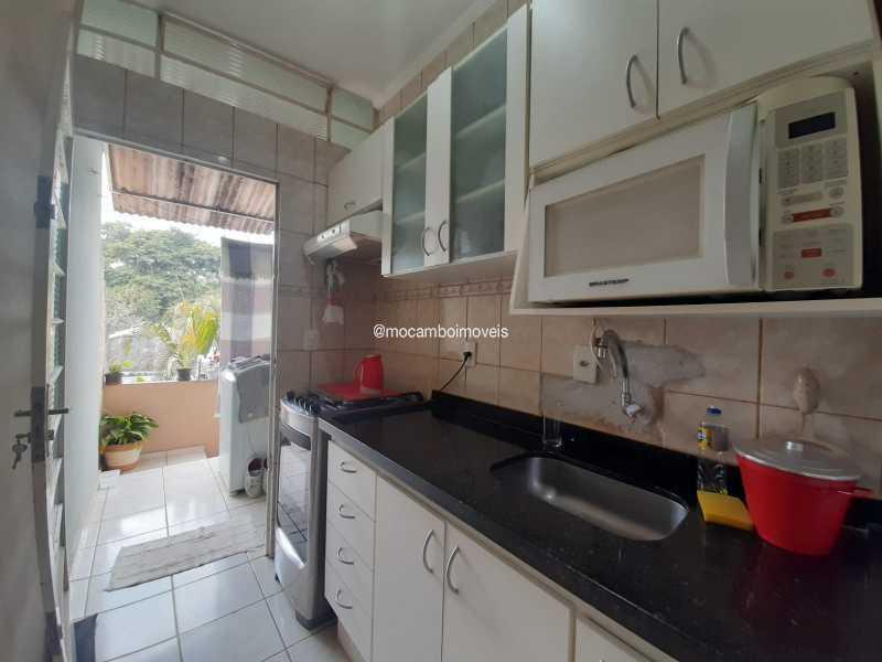 Cozinha  - Casa 2 quartos à venda Itatiba,SP - R$ 260.000 - FCCA21517 - 7