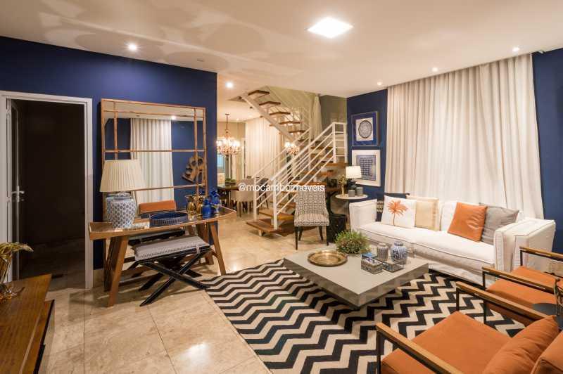 Sala - Casa 3 quartos à venda Itatiba,SP - R$ 586.000 - FCCA31497 - 4