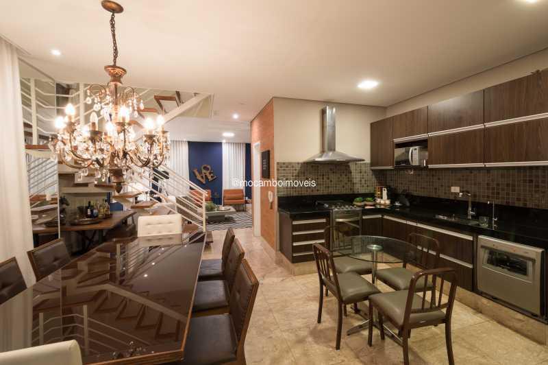 Cozinha - Casa 3 quartos à venda Itatiba,SP - R$ 586.000 - FCCA31497 - 1