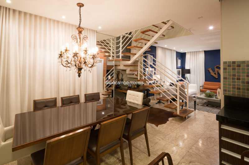Sala de Jantar - Casa 3 quartos à venda Itatiba,SP - R$ 586.000 - FCCA31497 - 9