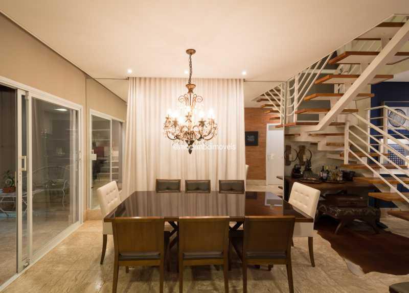Sala de Jantar - Casa 3 quartos à venda Itatiba,SP - R$ 586.000 - FCCA31497 - 10