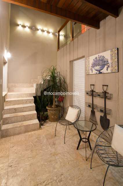 Área Externa - Casa 3 quartos à venda Itatiba,SP - R$ 586.000 - FCCA31497 - 20