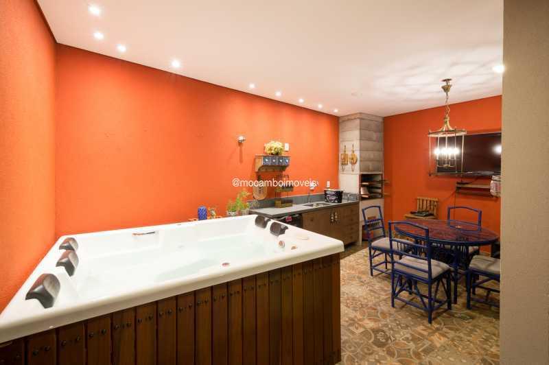 Área Gourmet - Casa 3 quartos à venda Itatiba,SP - R$ 586.000 - FCCA31497 - 22