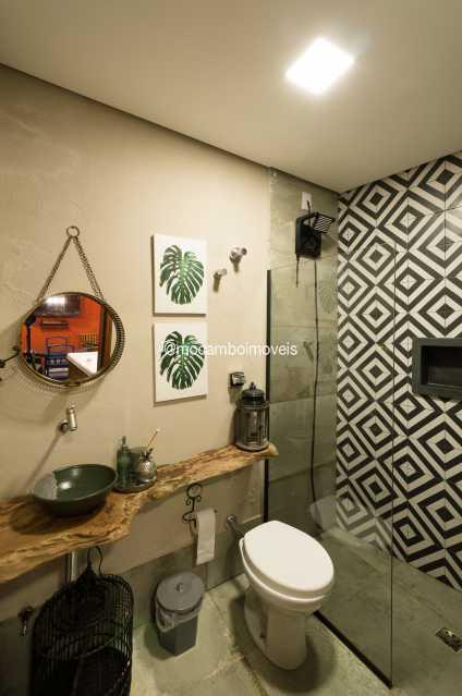 Banheiro Área Gourmet - Casa 3 quartos à venda Itatiba,SP - R$ 586.000 - FCCA31497 - 25