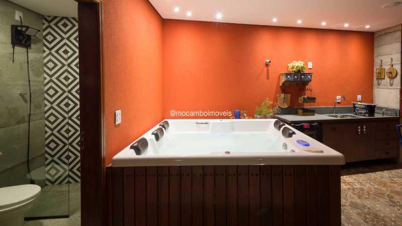 Área Gourmet - Casa 3 quartos à venda Itatiba,SP - R$ 586.000 - FCCA31497 - 24