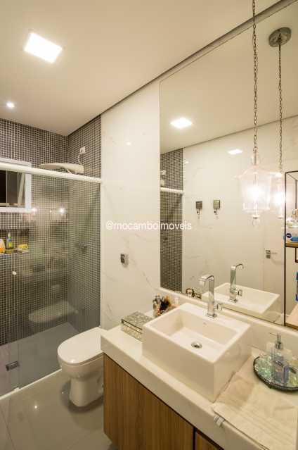 Banheiro Suíte - Casa 3 quartos à venda Itatiba,SP - R$ 586.000 - FCCA31497 - 16