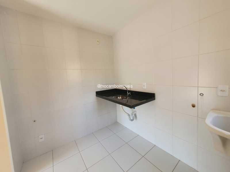 Cozinha - Apartamento 2 quartos para alugar Itatiba,SP - R$ 1.200 - FCAP21308 - 6