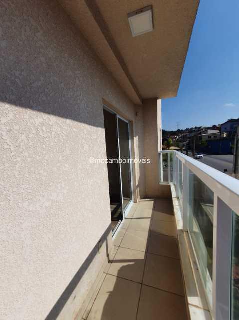 Sacada - Apartamento 2 quartos para alugar Itatiba,SP - R$ 1.200 - FCAP21308 - 5